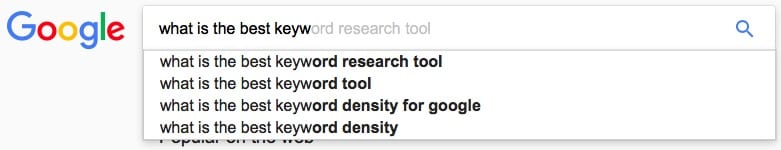 keyword research analysis tools