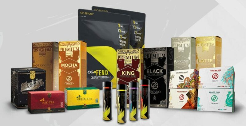"""what is organo gold coffee about - Organo Gold """"Gold Pack"""""""