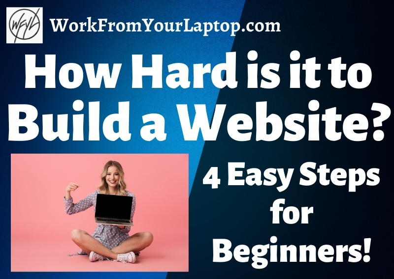 how hard is it to build a website