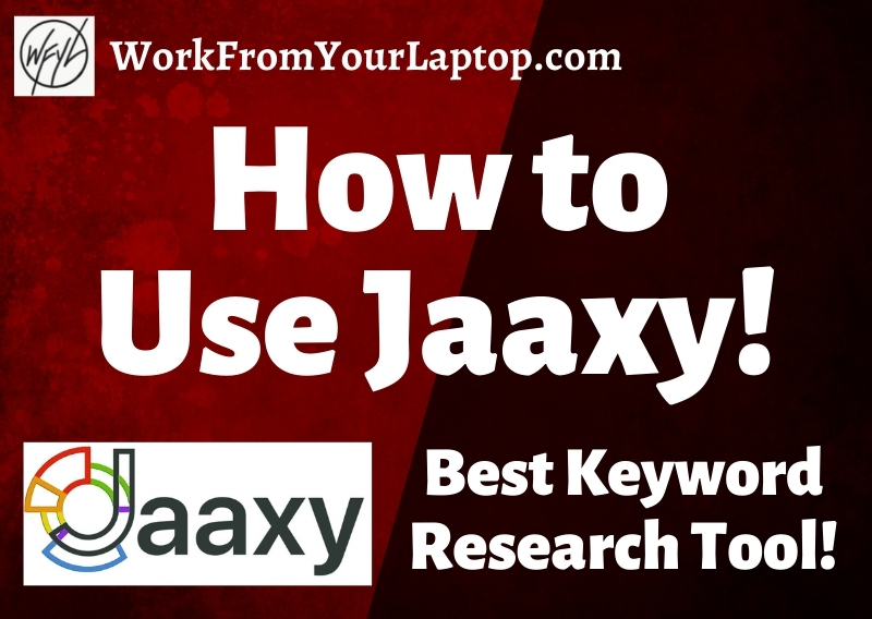 how to use jaaxy