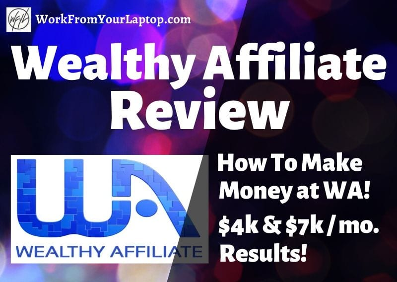 How to Make Money at Wealthy Affiliate Review