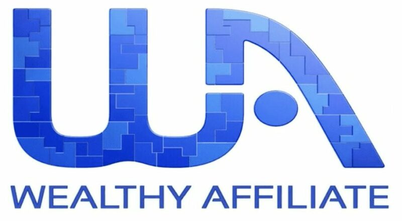 Image showing the Wealthy Affiliate logo. In this Wealthy Affiliate Review you'll learn how to make money on Wealthy Affiliate