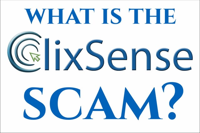 what is the Clixsense scam? This Clixsense review will show you if it's legit or not.