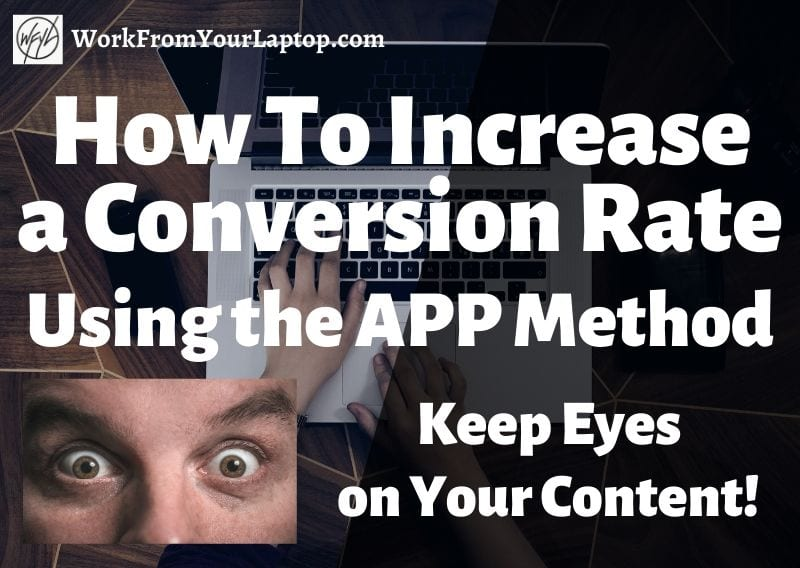 how to increase a conversion rate