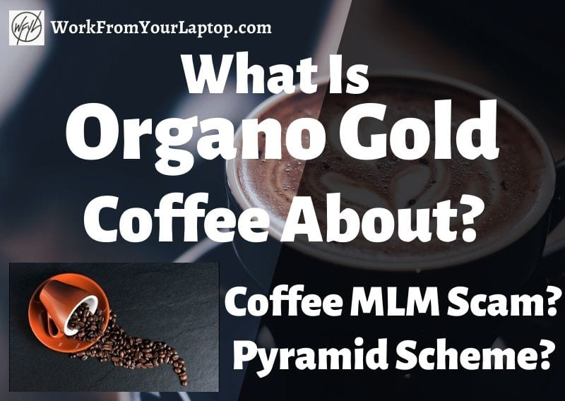 what is organo gold coffee about