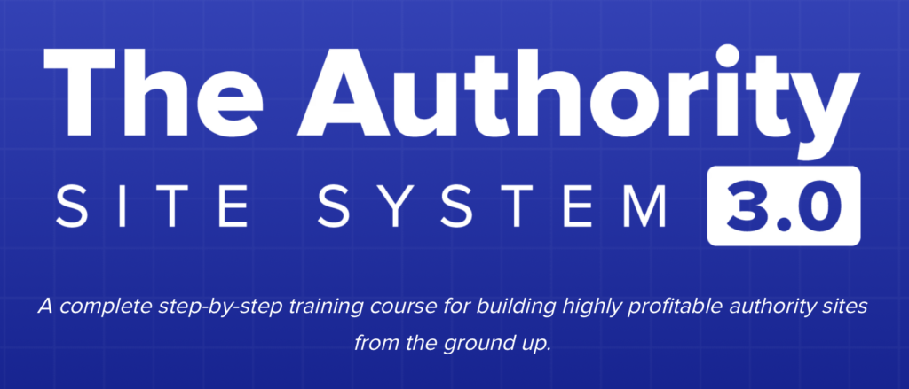 authority site system by authority hacker