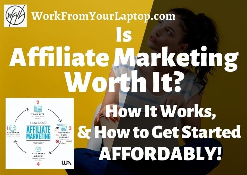 Is Affiliate Marketing Worth It