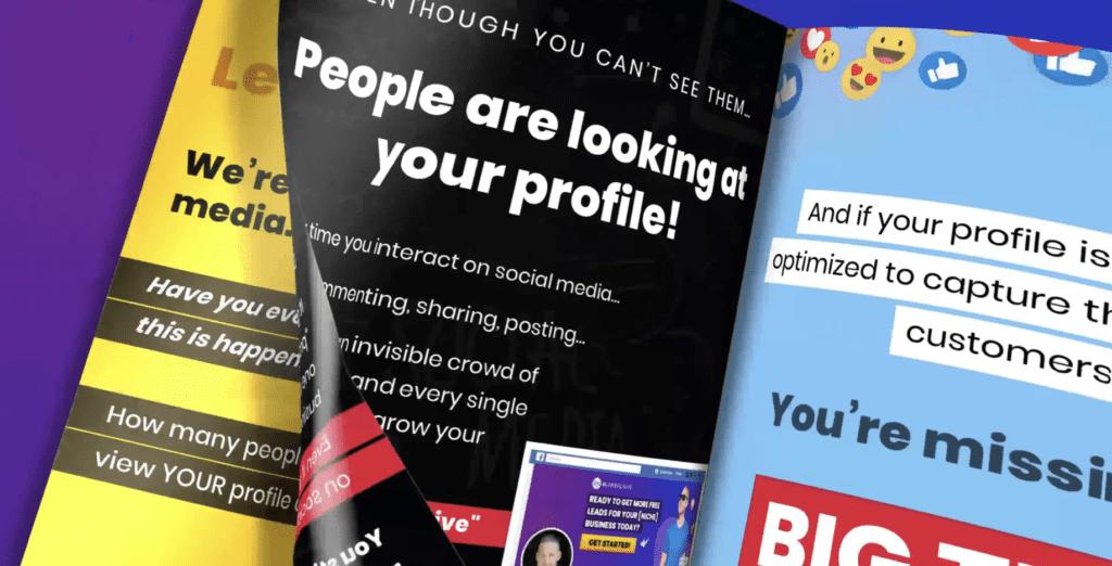 social media lead machine hack your profile PDF