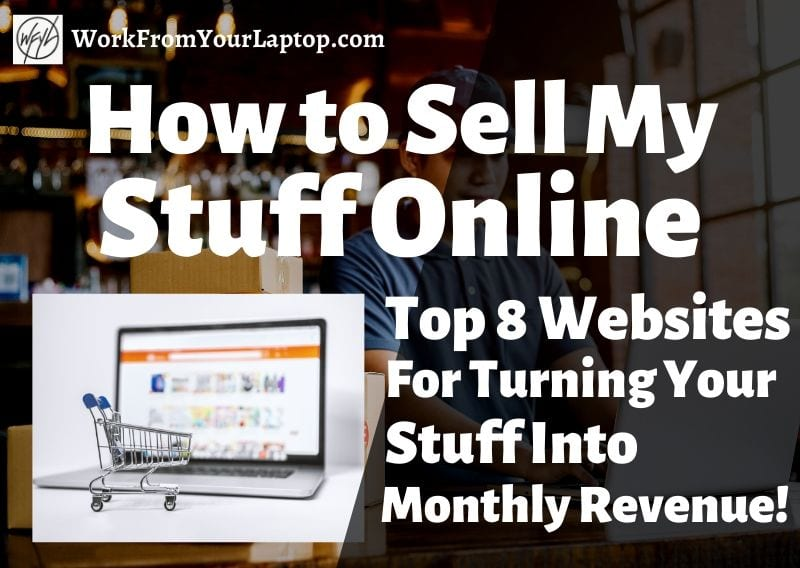 how to sell my stuff online