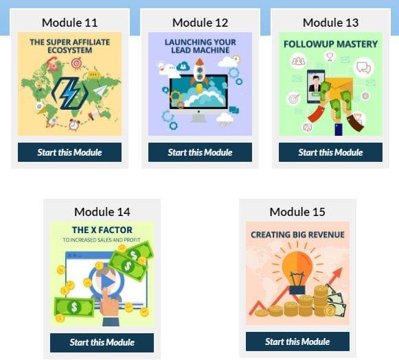 SAN phase 3 training modules