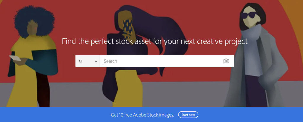 adobestock website