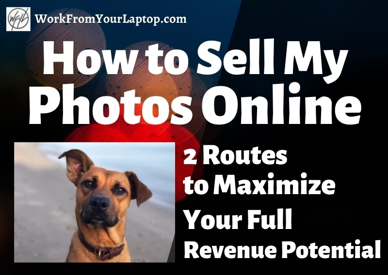 how to sell my photos online
