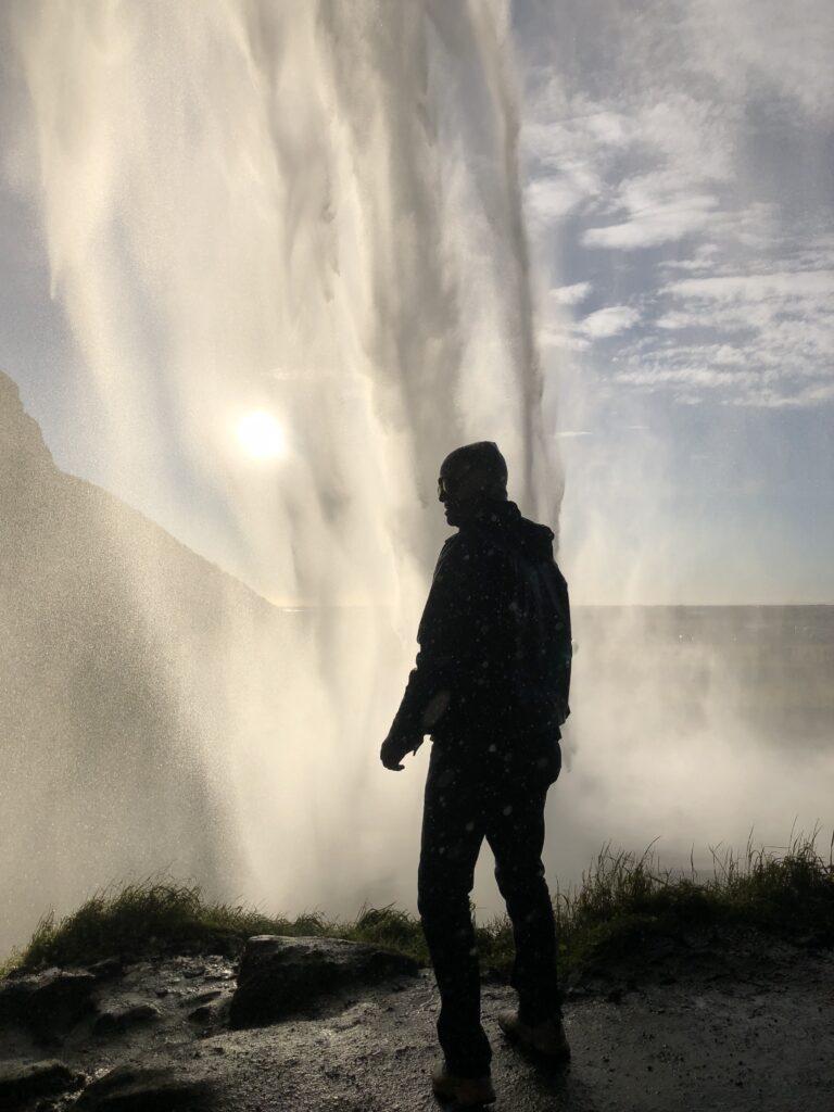 iceland waterfall 2018